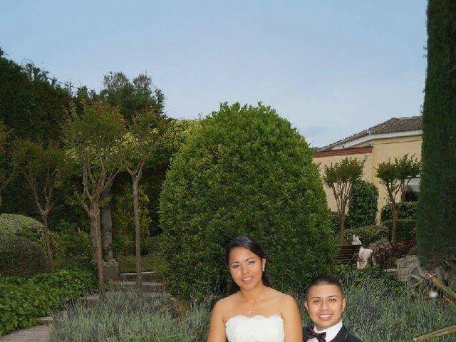 La boda de Moises y Eunice en Vallirana, Barcelona 2