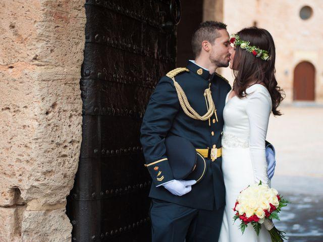 La boda de Sandra y Salva