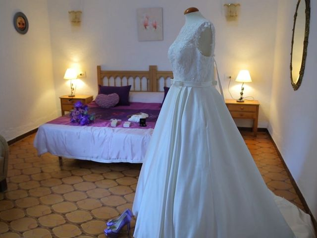 La boda de Óscar y Zoe en Xàbia/jávea, Alicante 6