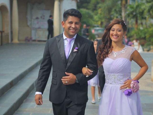 La boda de Óscar y Zoe en Xàbia/jávea, Alicante 9