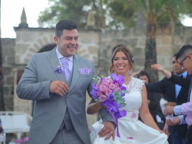 La boda de Zoe y Óscar