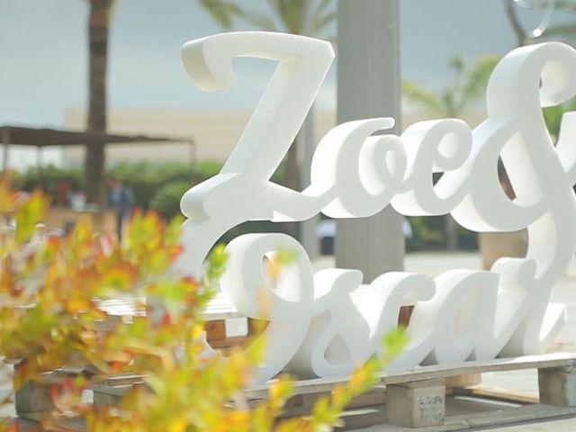 La boda de Óscar y Zoe en Xàbia/jávea, Alicante 14