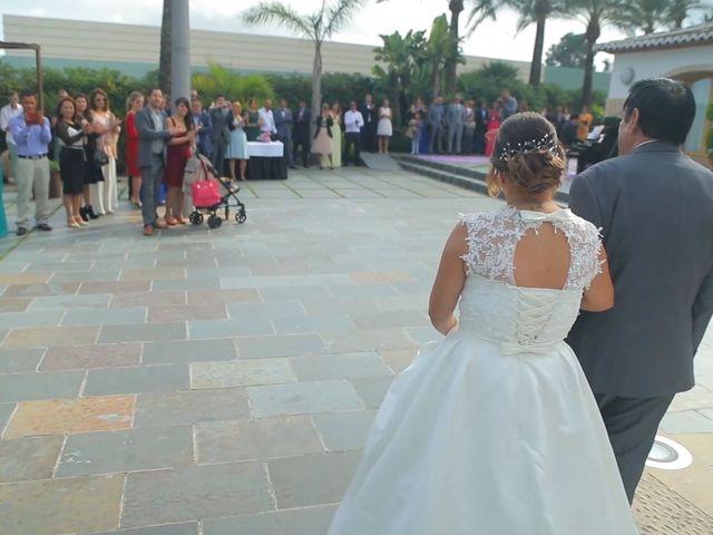 La boda de Óscar y Zoe en Xàbia/jávea, Alicante 25