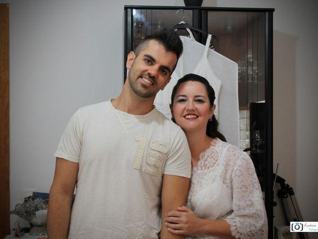 La boda de Jose y Carmen en Pechina, Almería 1