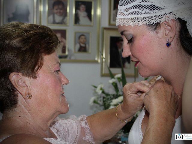La boda de Jose y Carmen en Pechina, Almería 7