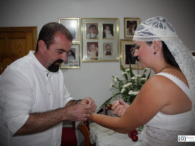 La boda de Jose y Carmen en Pechina, Almería 8