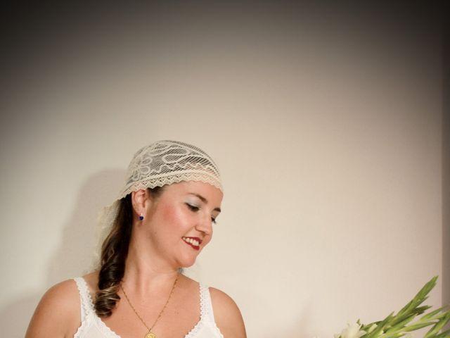 La boda de Jose y Carmen en Pechina, Almería 12