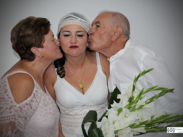 La boda de Jose y Carmen en Pechina, Almería 13