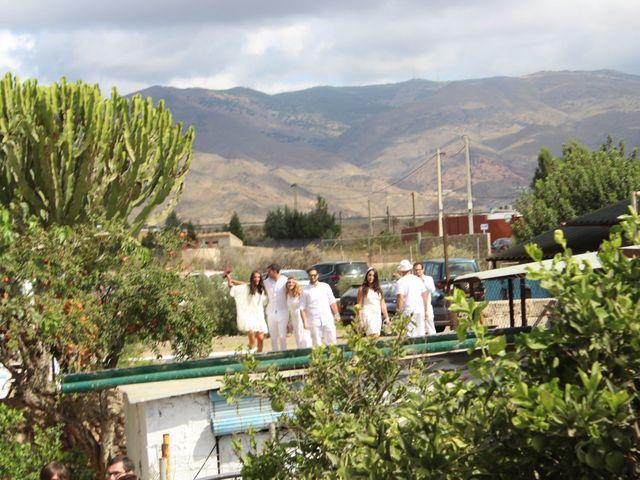 La boda de Jose y Carmen en Pechina, Almería 16