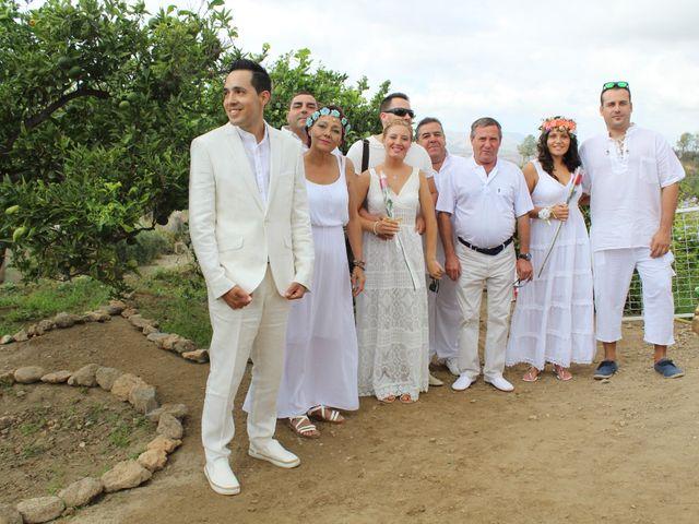 La boda de Jose y Carmen en Pechina, Almería 17