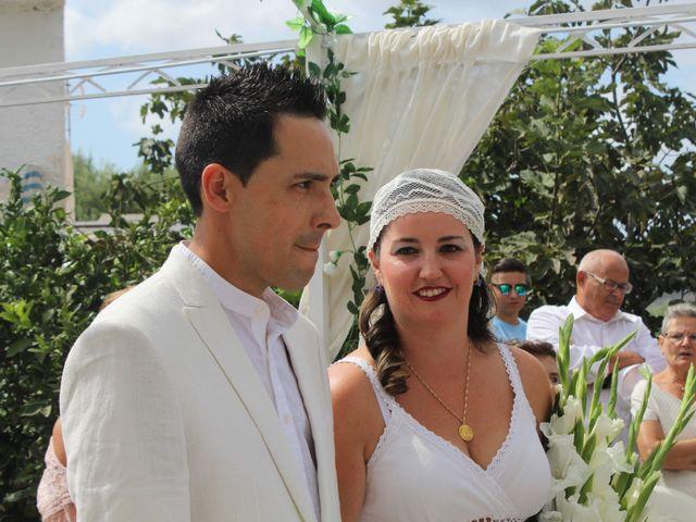 La boda de Jose y Carmen en Pechina, Almería 18