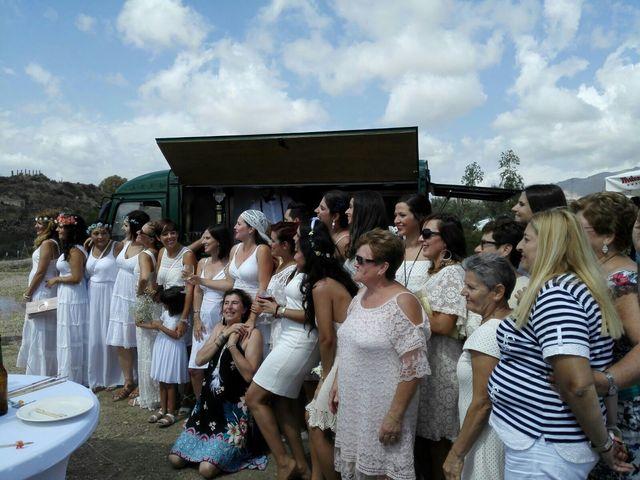 La boda de Jose y Carmen en Pechina, Almería 22