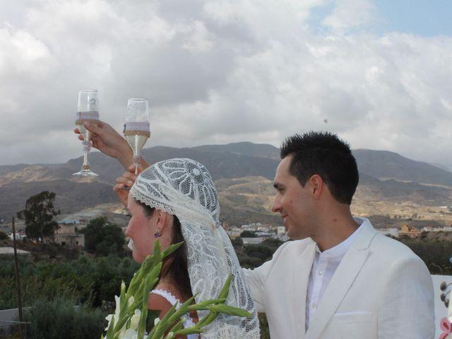 La boda de Jose y Carmen en Pechina, Almería 29