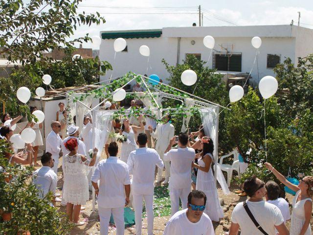 La boda de Jose y Carmen en Pechina, Almería 31