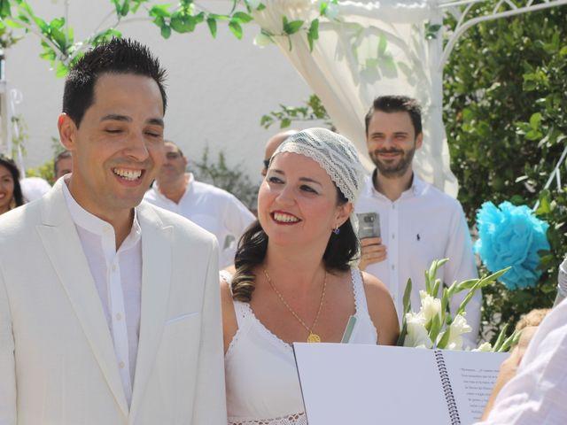 La boda de Jose y Carmen en Pechina, Almería 32