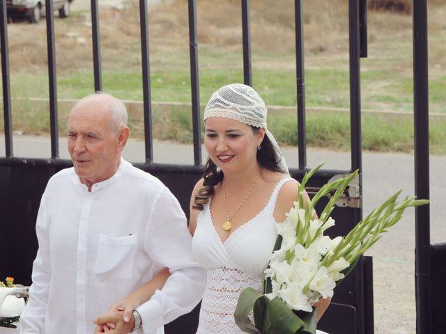 La boda de Jose y Carmen en Pechina, Almería 34