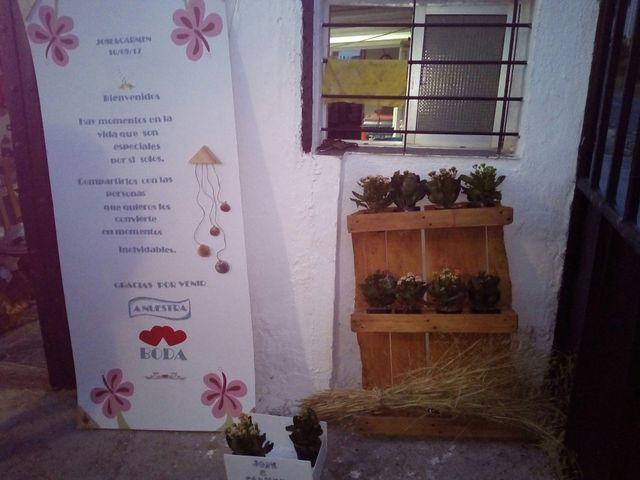 La boda de Jose y Carmen en Pechina, Almería 35