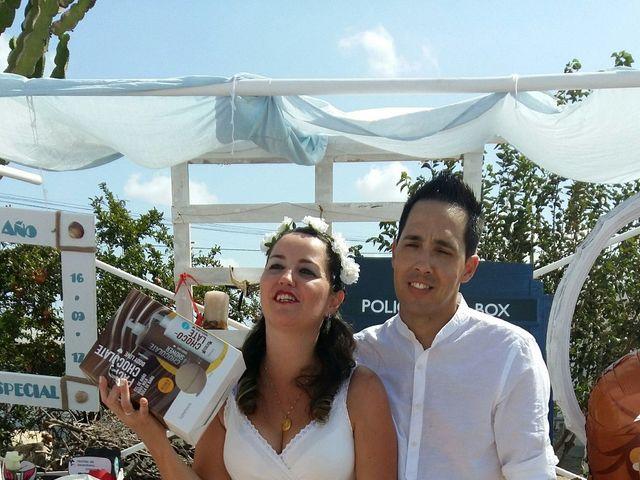 La boda de Jose y Carmen en Pechina, Almería 37
