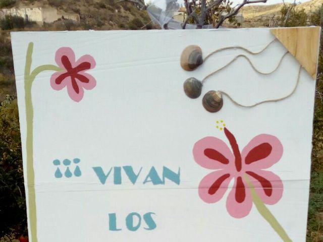 La boda de Jose y Carmen en Pechina, Almería 41