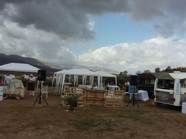 La boda de Jose y Carmen en Pechina, Almería 47