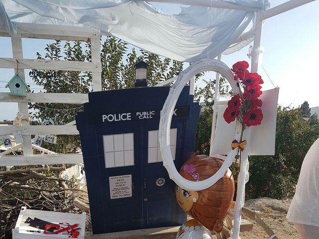 La boda de Jose y Carmen en Pechina, Almería 54