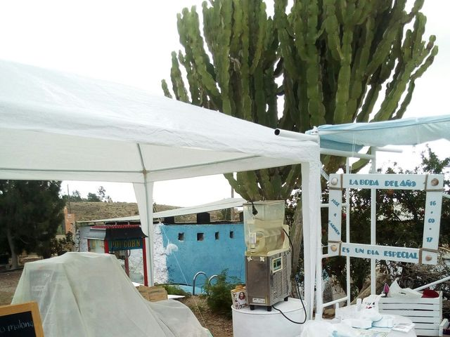 La boda de Jose y Carmen en Pechina, Almería 60