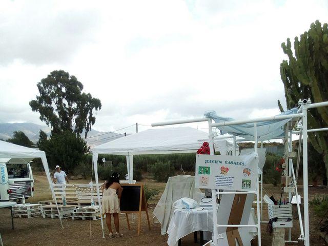 La boda de Jose y Carmen en Pechina, Almería 62