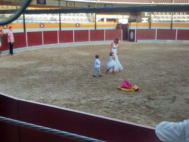La boda de Miguel  y Veronica  en Talamanca Del Jarama, Madrid 2