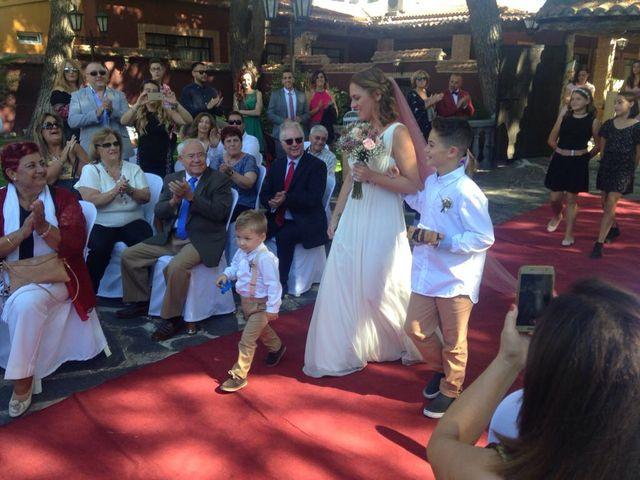 La boda de Miguel  y Veronica  en Talamanca Del Jarama, Madrid 9