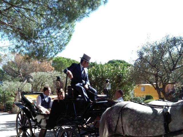 La boda de Miguel  y Veronica  en Talamanca Del Jarama, Madrid 16
