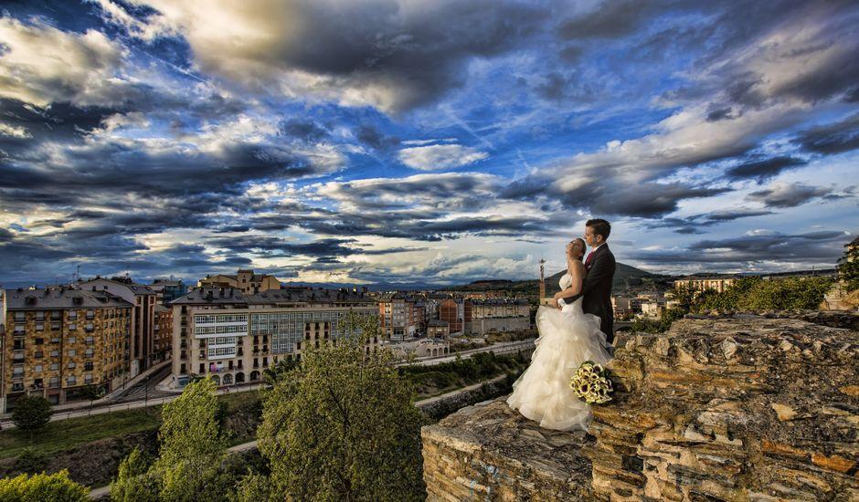 La boda de Fernán y María en Ponferrada, León