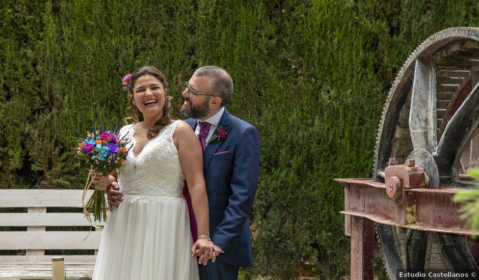 La boda de Frida y Fernando en Villarrobledo, Albacete