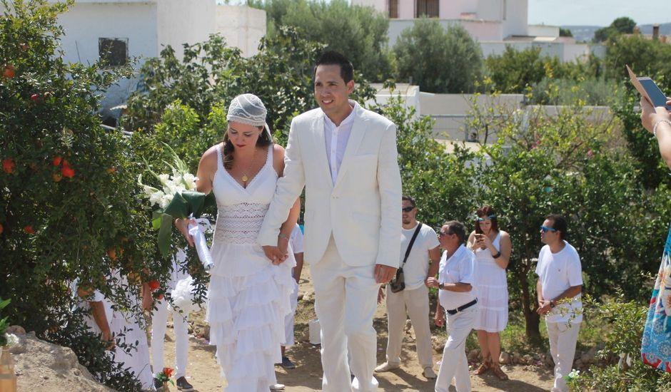 La boda de Jose y Carmen en Pechina, Almería