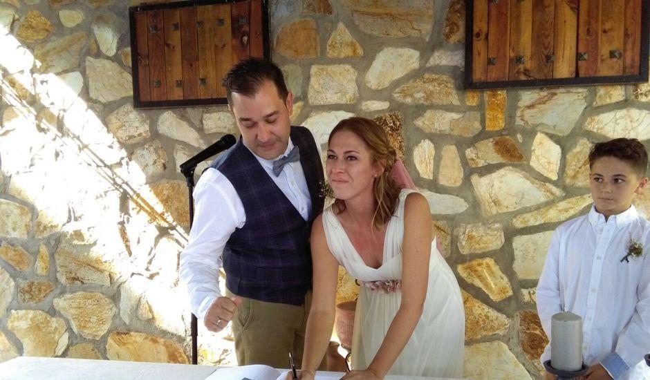 La boda de Miguel  y Veronica  en Talamanca Del Jarama, Madrid