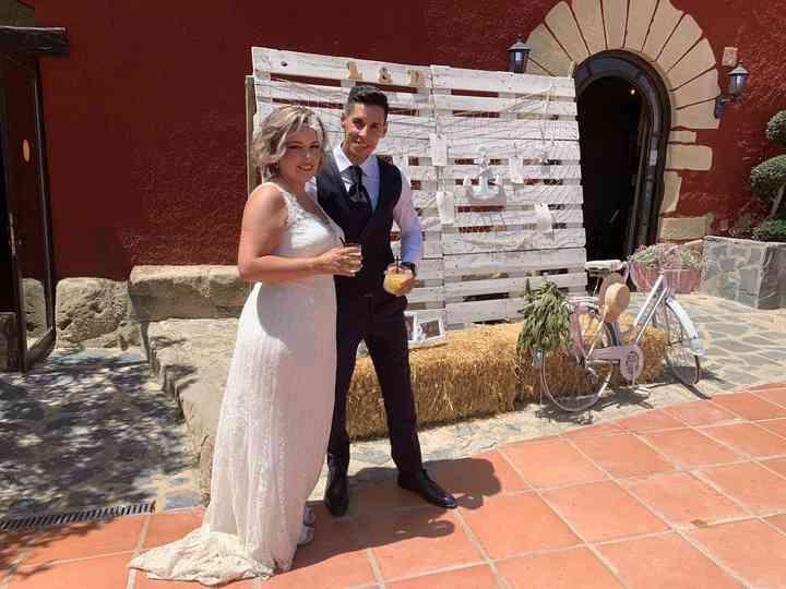 La boda de Laia y Dani
