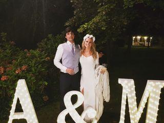 La boda de María  y Aitor