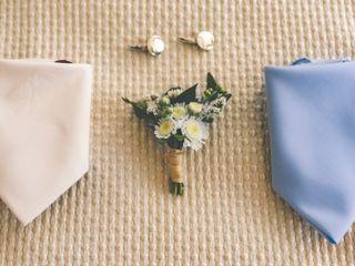 La boda de Claudia y Patrick 3