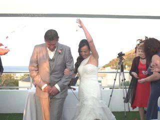 La boda de Cristina y Maurice