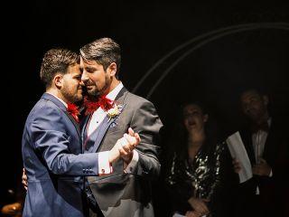La boda de Javier y Christian