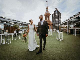 La boda de Elisa y Antonio