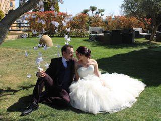 La boda de Patricia y David 1