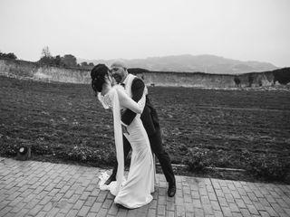 La boda de Zuriñe y Iosu 1