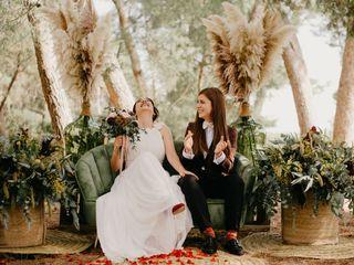 La boda de Iris y Bego