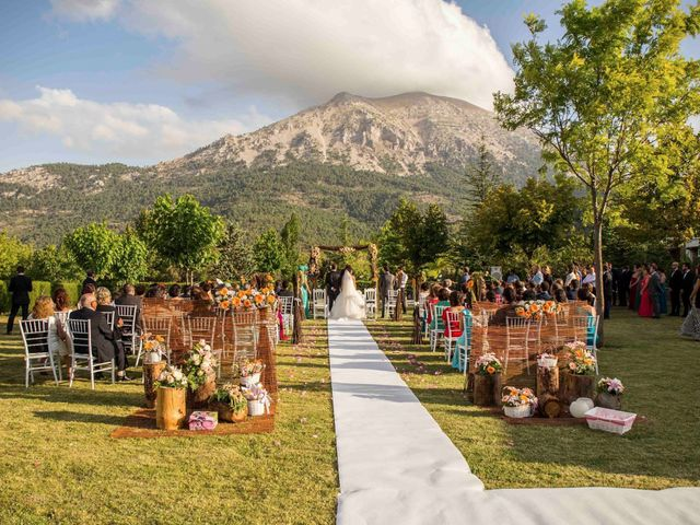 La boda de Soraya y Pepe
