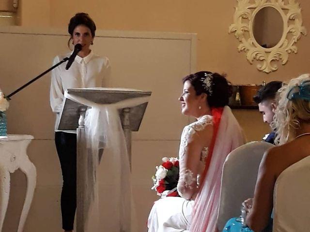 La boda de Antonio y Noelia en El Raal, Murcia 6