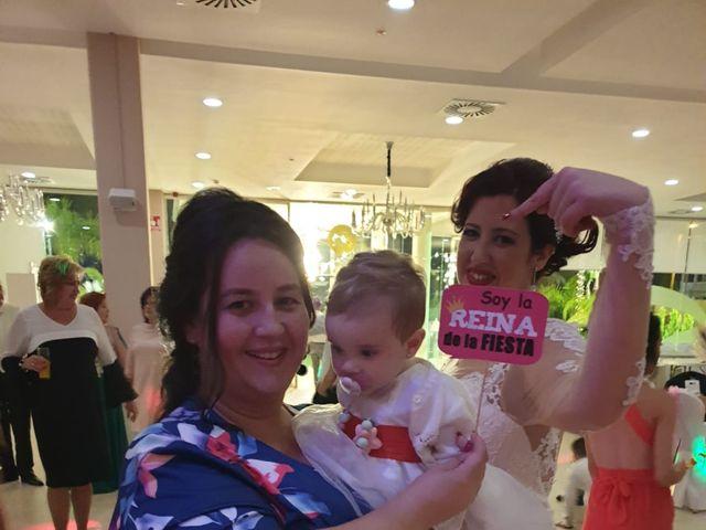 La boda de Antonio y Noelia en El Raal, Murcia 9