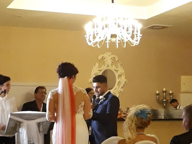 La boda de Antonio y Noelia en El Raal, Murcia 10