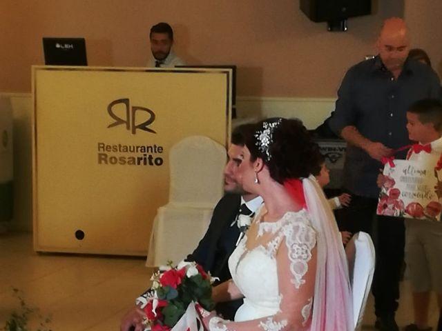 La boda de Antonio y Noelia en El Raal, Murcia 12