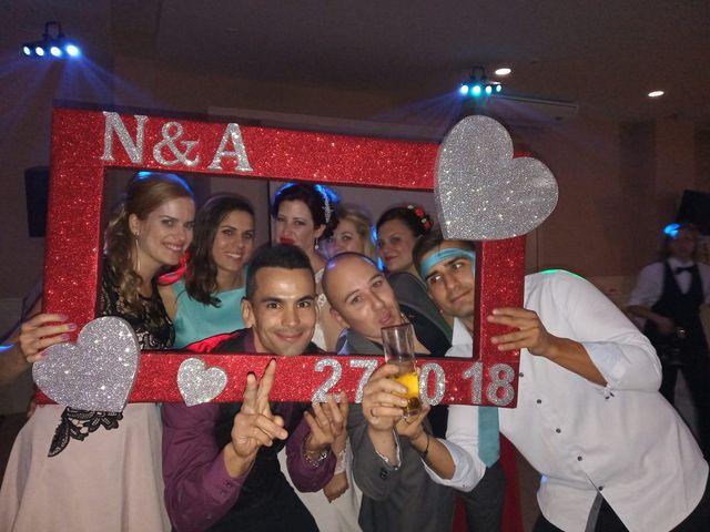 La boda de Antonio y Noelia en El Raal, Murcia 2