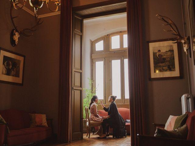 La boda de David y Eva en Gijón, Asturias 12